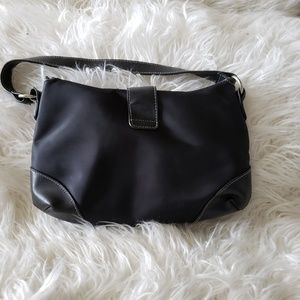Victoria's Secret Bags - Victoria Secret black vertical buckle